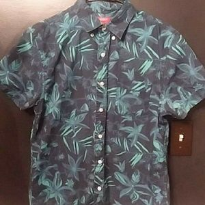 Arizona SM Casual Button Down Shirt